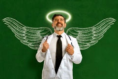 doctor-angel-wings-halo-hispanic-looking-upwards-39276851